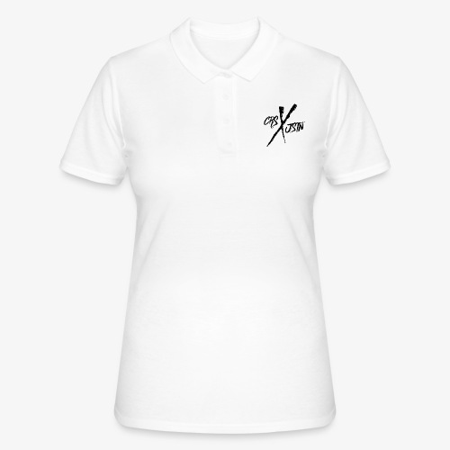 CRS X JSTN - Frauen Polo Shirt