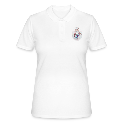 Usagi - Women's Polo Shirt