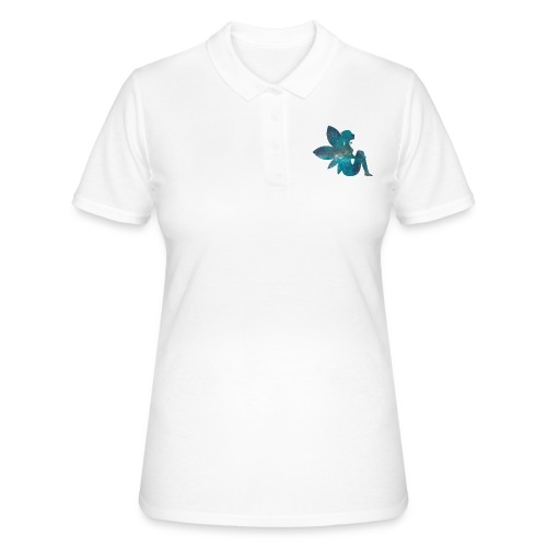 Blue fairy - Women's Polo Shirt