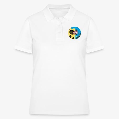 Themepark: Mousecoaster - Women's Polo Shirt