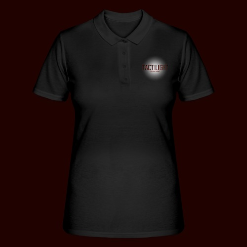 Tactilight Logo - Women's Polo Shirt