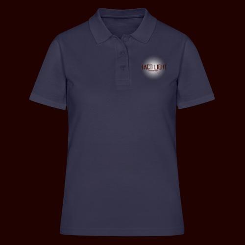 Tactilight Logo - Women's Polo Shirt