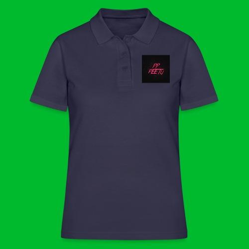 Ppppeetu logo - Women's Polo Shirt