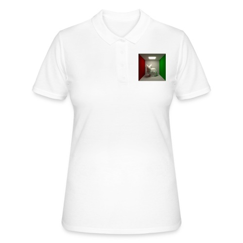 Bunny in a Box - Women's Polo Shirt