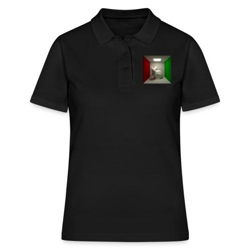 Bunny in a Box - Women's Polo Shirt