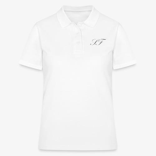 SF HANDWRITTEN LOGO BLACK - Women's Polo Shirt