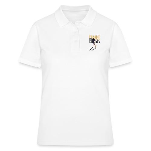 Art Deco Khandie Khisses - Women's Polo Shirt