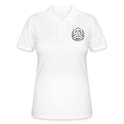 Cookie logo colors - Women's Polo Shirt
