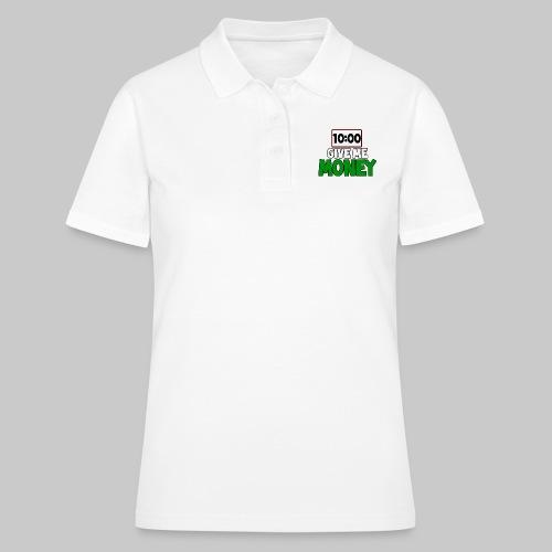 Give me money! - Women's Polo Shirt