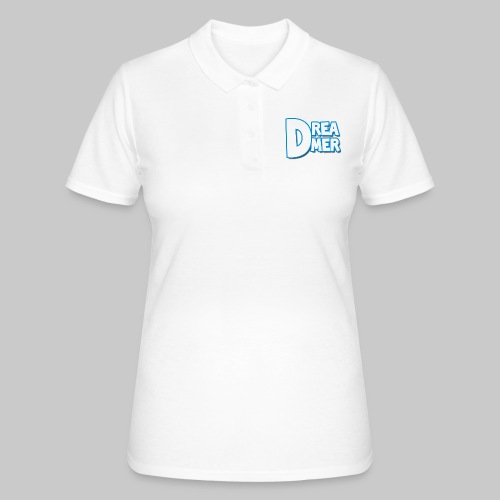 Dreamers' name - Women's Polo Shirt