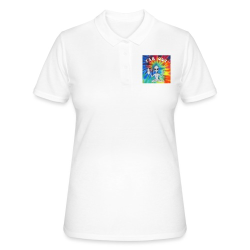 HIGH ALIEN - Women's Polo Shirt