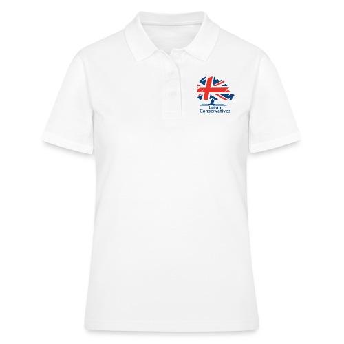 Luton Conservatives Badge - Women's Polo Shirt