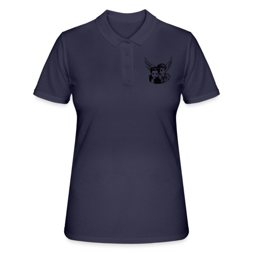 Destiel (Silhuet) - Women's Polo Shirt
