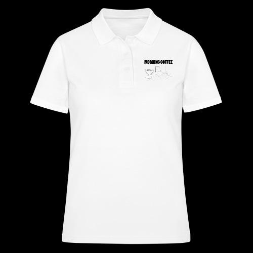Morning Coffee - Women's Polo Shirt