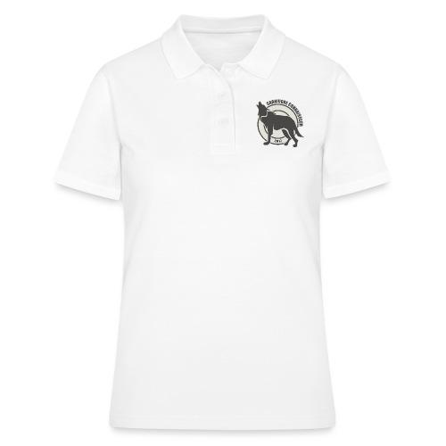 Fleischfresser - Grillshirt - Der mit dem Wolf heu - Frauen Polo Shirt