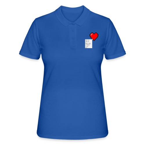 Options of the heart - Women's Polo Shirt