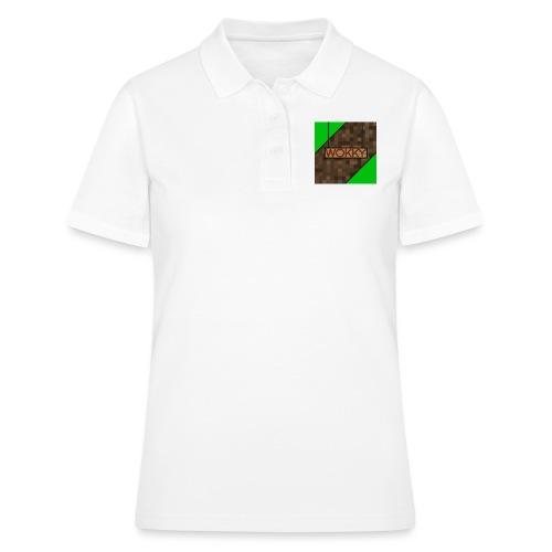 Wokky T Shirt - Women's Polo Shirt