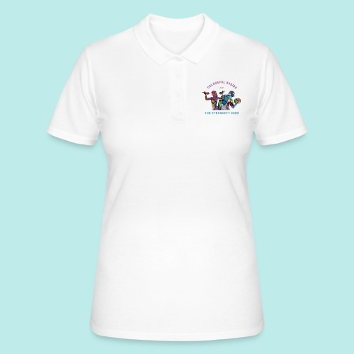 Vegetarian@s/vegan@s - Women's Polo Shirt