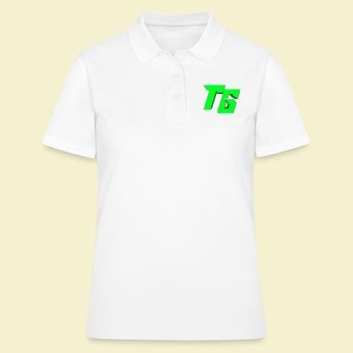 TristanGames logo merchandise [GROOT LOGO] - Vrouwen poloshirt