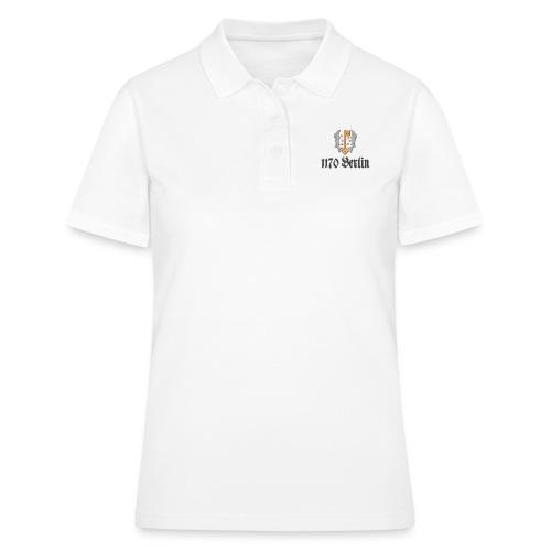 1170berlinkoepenick_wappen_dark - Frauen Polo Shirt
