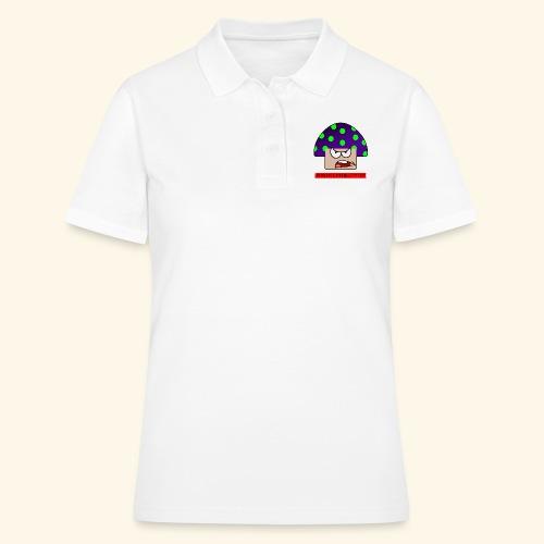Angry mushroom - Women's Polo Shirt