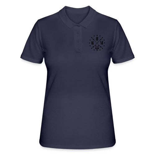Waltherman logo flèches - Women's Polo Shirt