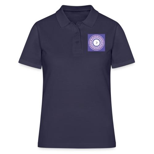 Sahasrara - Crown Chakra - Women's Polo Shirt