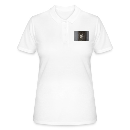 attacking spider - Frauen Polo Shirt