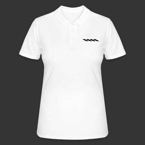 Rope With Bite Logo - Women's Polo Shirt