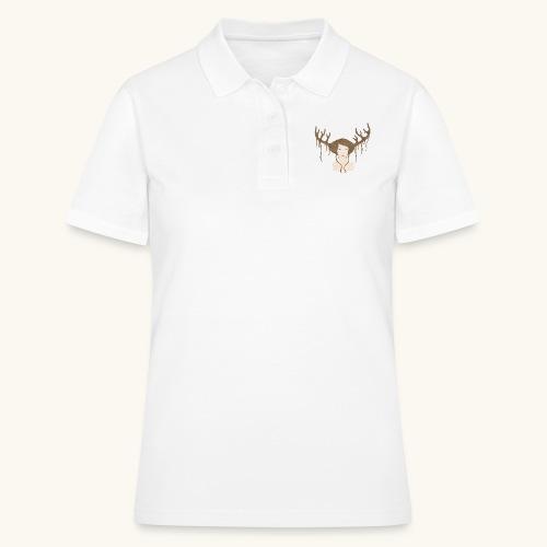 Blind Deer. - Women's Polo Shirt