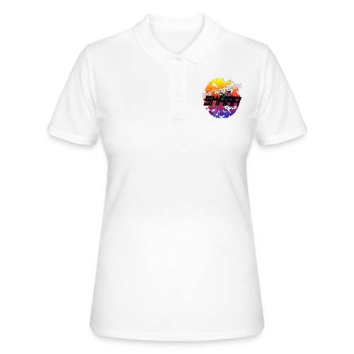 The ting goes SKRAA - Women's Polo Shirt