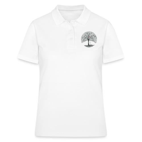 La pomme et le petit rat des champs - Women's Polo Shirt