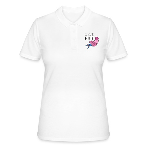 Get Fit - Women's Polo Shirt