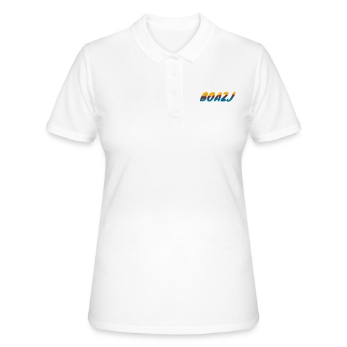 BoazJ Logo - Women's Polo Shirt