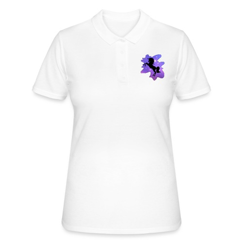 Galaxy unicorn - Women's Polo Shirt