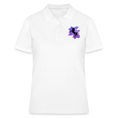 Galaxy unicorn - Women's Polo Shirt