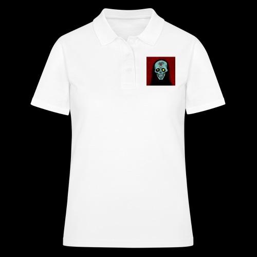 Ghost skull - Women's Polo Shirt
