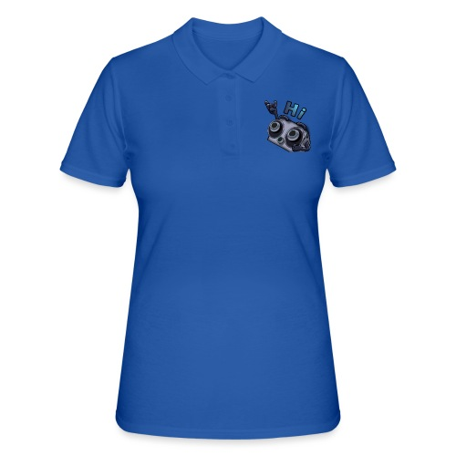 The DTS51 emote1 - Vrouwen poloshirt