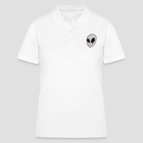 Bloody Alien - Women's Polo Shirt