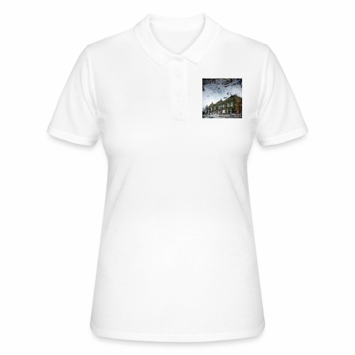 Original Artist design * Reflets - Women's Polo Shirt