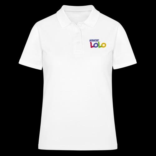 Mamene - LoLo - Empereur du sale - Women's Polo Shirt