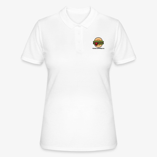 belluno FOOD burger - Women's Polo Shirt
