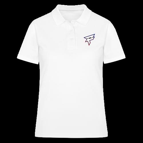 Pozyh Logo - Frauen Polo Shirt