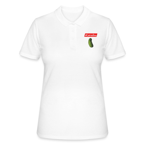 #Cetriolino - Women's Polo Shirt