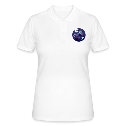 Witch in the Night - Women's Polo Shirt