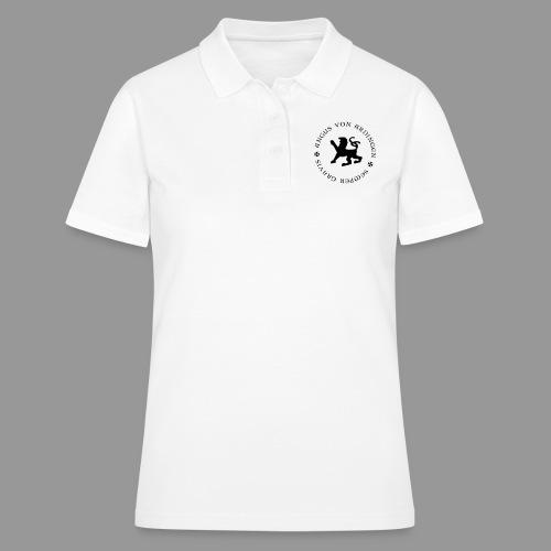 angus von ardingen semper gravis - Frauen Polo Shirt