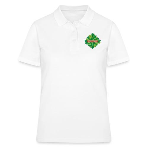 maple - Frauen Polo Shirt