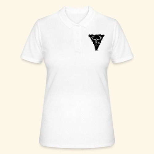 Shafty black - Women's Polo Shirt