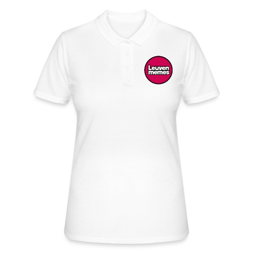 Logo LeuvenMemes - Women's Polo Shirt
