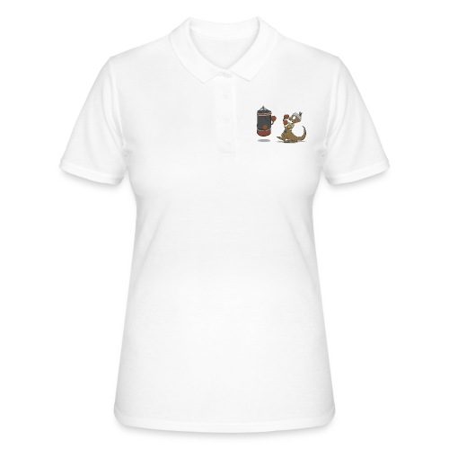 Boxkampf - Frauen Polo Shirt